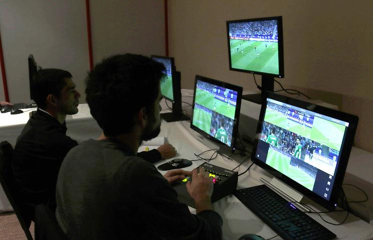 Систему видеоповторов впервые запустят на матче «Красндар» - «Ахмат»