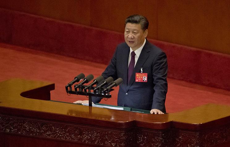 СиЦзиньпин: КПК должна сражаться стем, что подрывает еелидерство