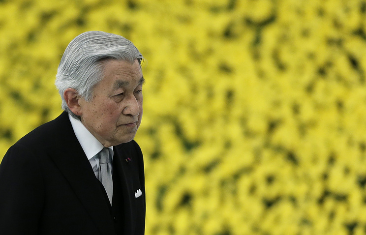 Токио опроверг сообщение оботречении императора вконце марта 2019-ого года