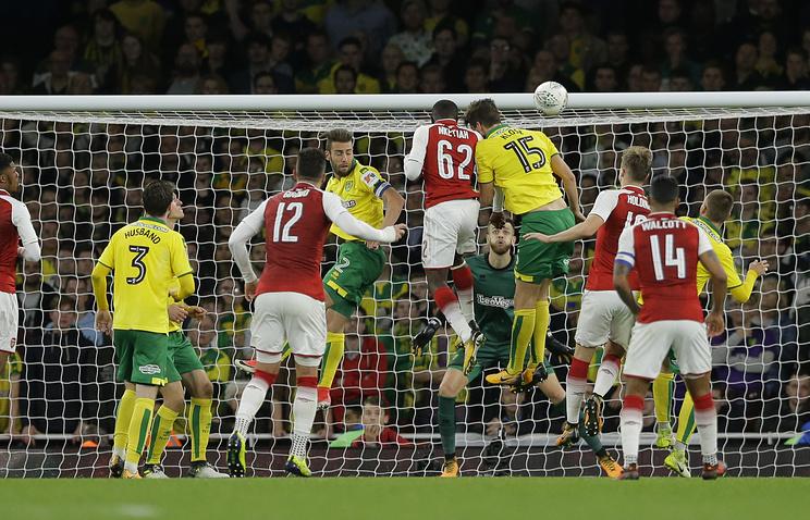 «Арсенал» и«Манчестер Сити» нарушили регламент Кубка британской лиги