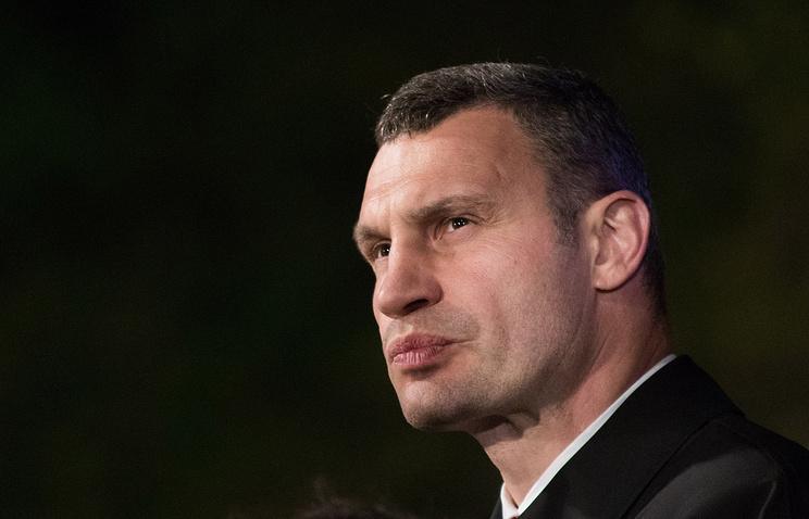 Виталия Кличко вызвали надопрос вНациональное агентство по сопротивлению  коррупции
