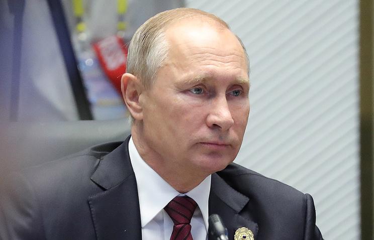 Владимир Путин отказался говорить, пойдетли навыборы