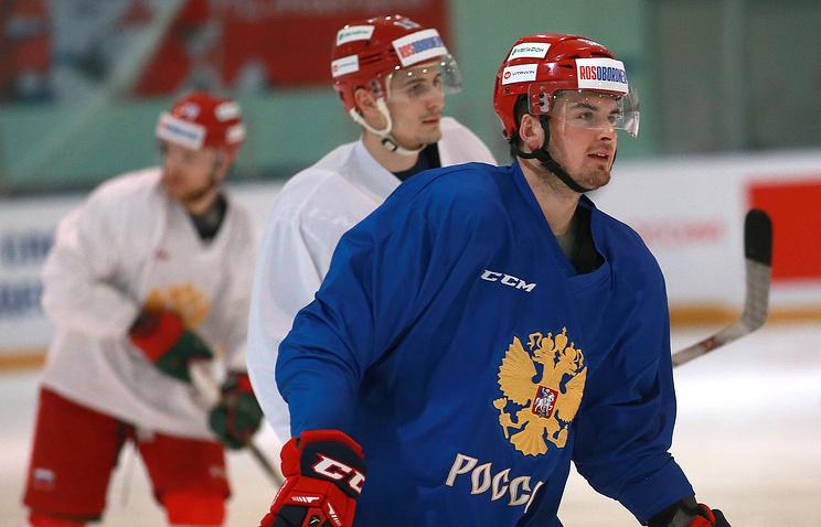 Форвард Локтионов, доэтого покинувший клуб НХЛ «Лос-Анджелес», вернулся в«Локомотив»