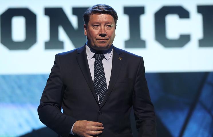 Член совета директоров КХЛ Яри Курри