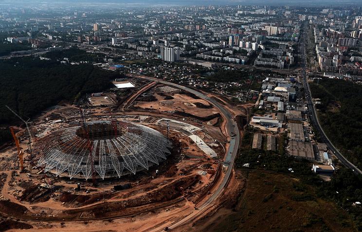 «Крылья» планируют провести три матча ФНЛ настадионеЧМ