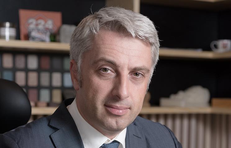 """Директор департамента промышленности концерна """"КРОСТ"""" Андрей Сазонов"""