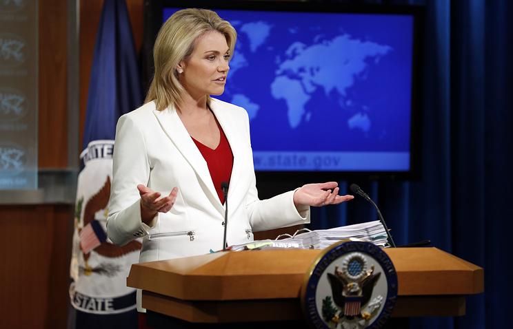 ВГосдепе США обеспокоены арестом служащих НАБУ вКиеве