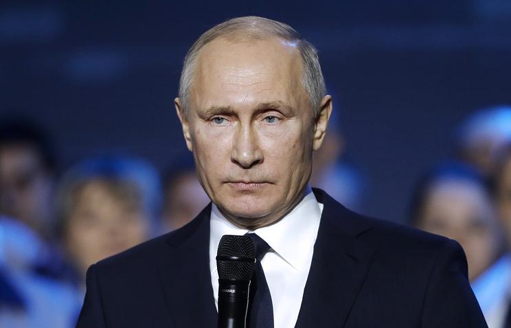 Биография президента России Владимира Путина Биографии и справки  6 декабря 2017 года глава государства заявил что будет баллотироваться на новый президентский срок в 2018 году