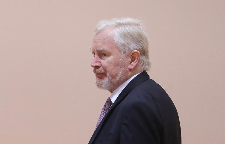 Заместитель министра финансов РФ Сергей Сторчак
