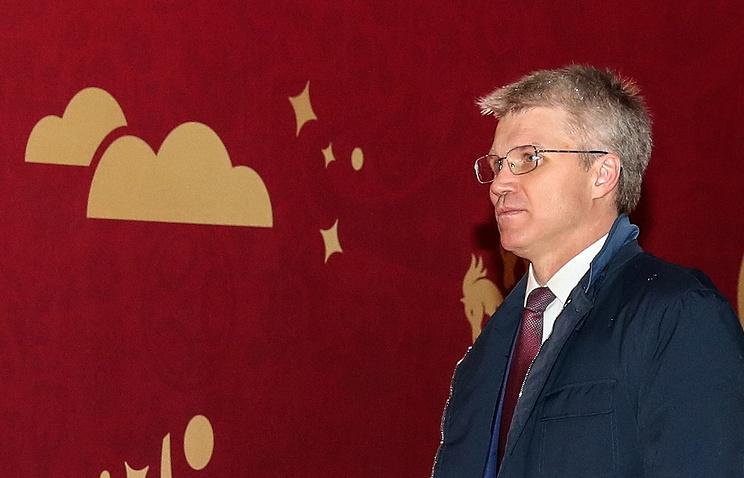 Руководитель МинспортаРФ объявил оформировании боеспособной команды наОИ-2018