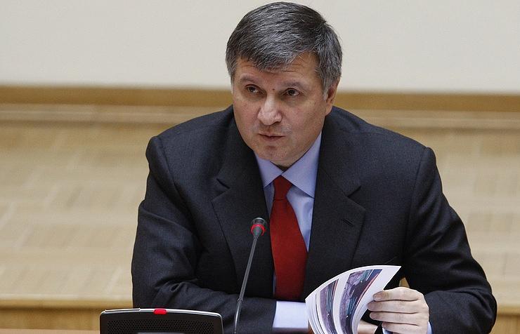 Министр внутренних дел Украины собирается инициировать санкции против русской «Татнефти»