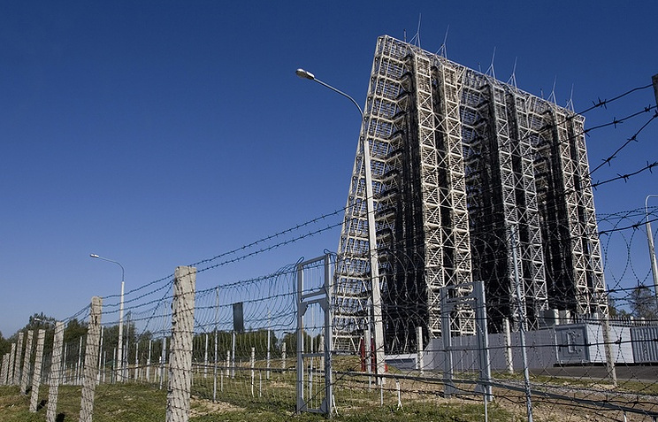 """Радиолокационная станция """"Воронеж"""""""