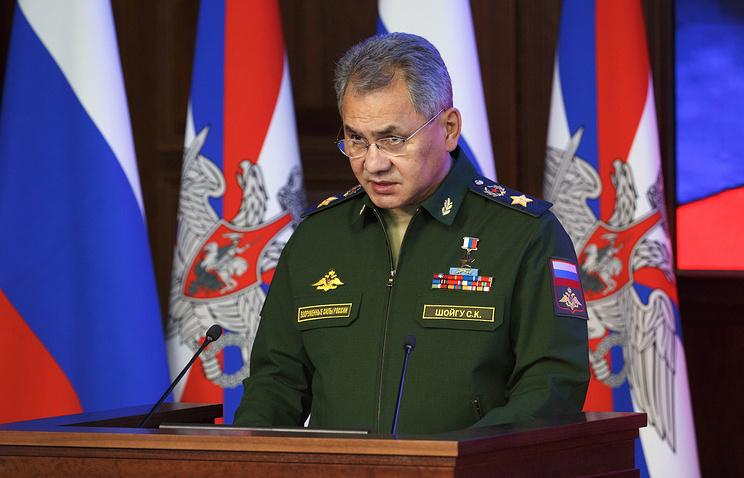 НАТО за 5 лет втрое увеличила военный контингент уграниц РФ— Шойгу