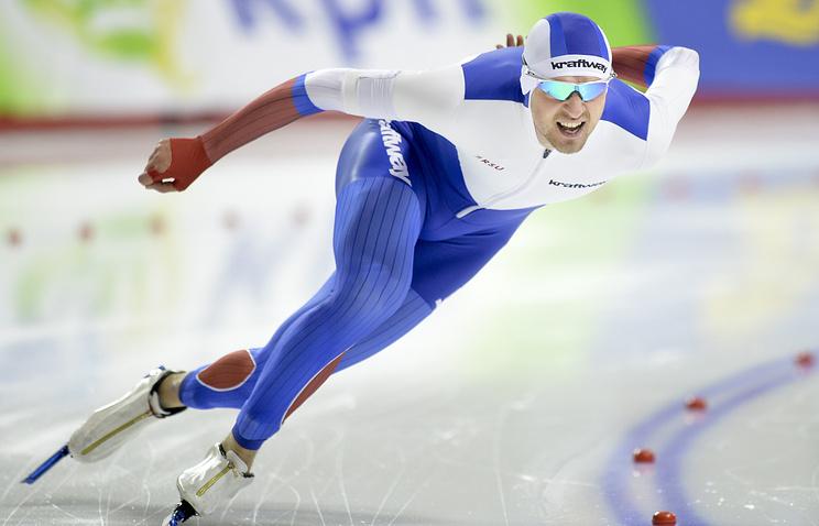 Наталья Воронина— чемпионка Российской Федерации  поконькобежному спорту надистанции 3000м