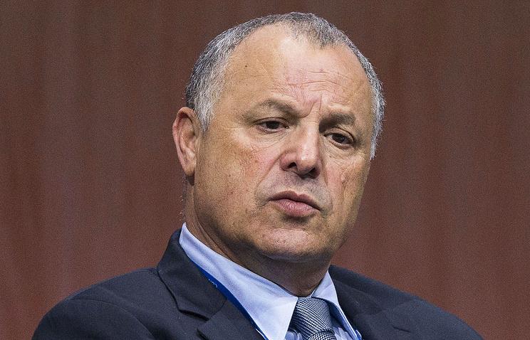 Президент Египетской футбольной ассоциации Хани Абу Рида