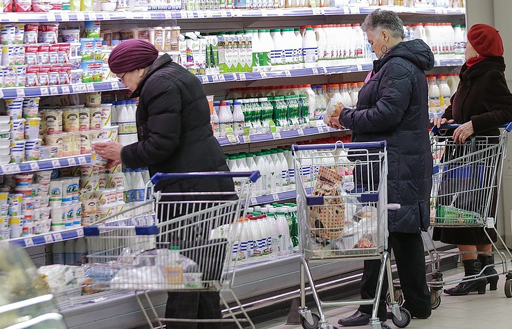 ВРоссии создадут единый каталог потребительских товаров