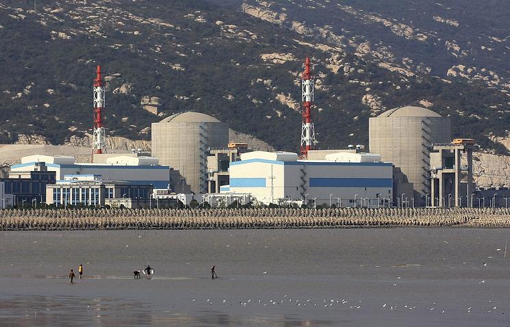 Росатом совершил энергопуск третьего энергоблока Тяньваньской АЭС в Китае