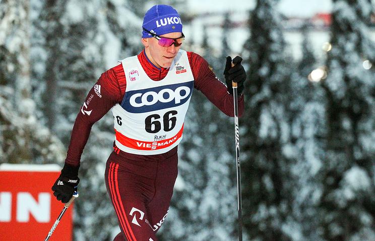 Устюгов встречает Новый год лидером «Тур деСки»