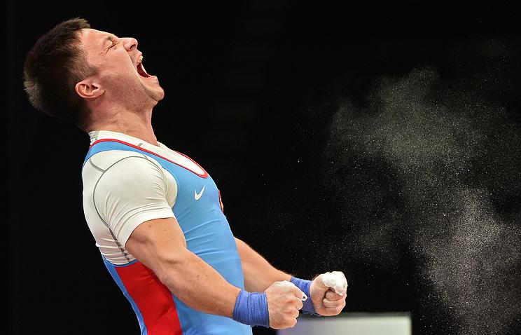 IWF временно отстранила чемпиона Европы Чена поподозрению вупотреблении допинга