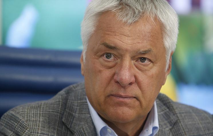 Глава Госфильмофонда Вячеслав Тельнов