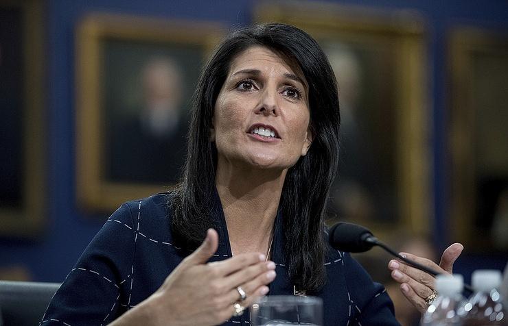 Иран пообещал ответить нановые санкции США