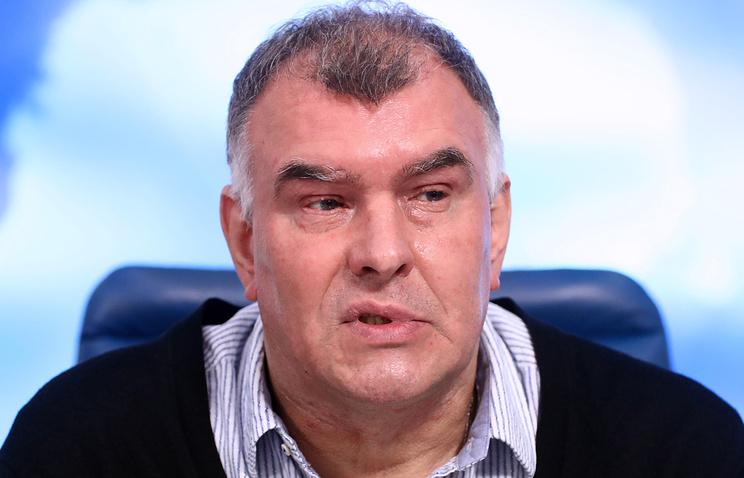 Председатель комиссии неигрового кино Союза кинематографистов России Сергей Мирошниченко
