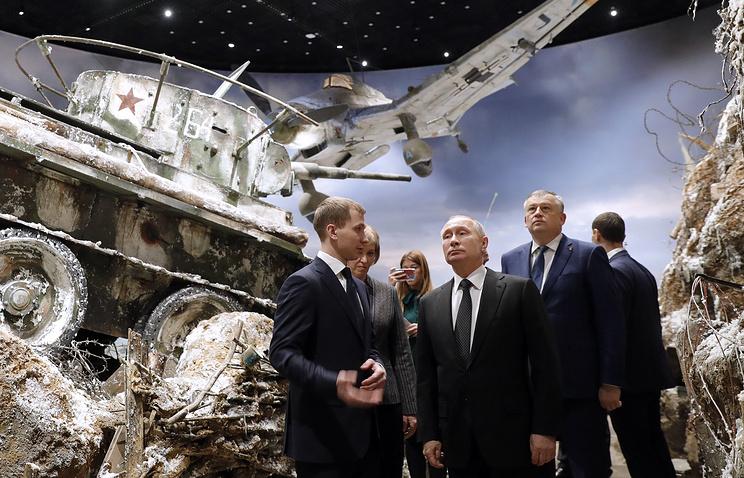 Путин примет участие вмероприятиях вчесть 75-летия прорыва блокады Ленинграда