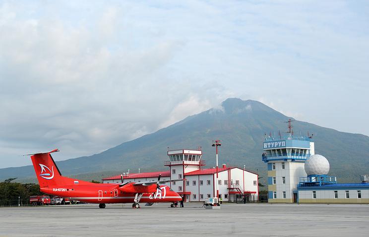 Япония неподдержала размещение самолетов ВКС РФ  наКурилах