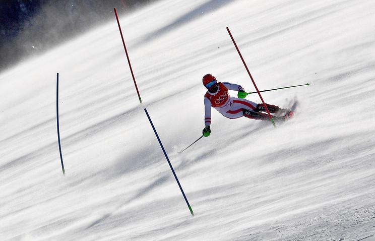 Старт женского горнолыжного слалома отложен наполчаса
