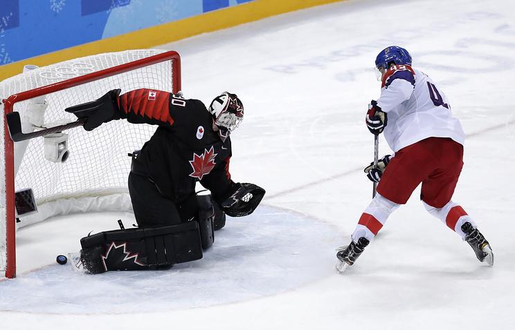 Швейцарские хоккеисты разгромили команду Южной Кореи наОлимпиаде вПхенчхане