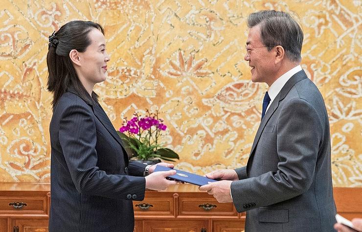 Власти КНДР отказались отвстречи свице-президентом США наОлимпиаде