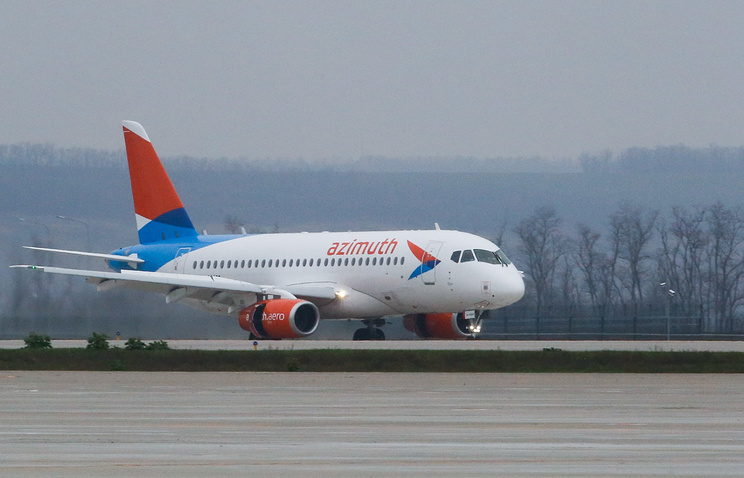 Ростовские авиаторы будут летать изПетербурга и столицы вГрозный иСтаврополь