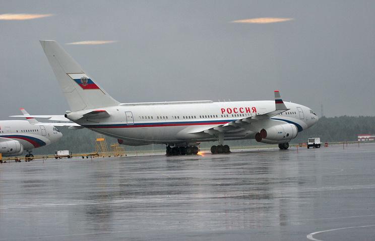 Ил-96 летного отряда «Россия» получат отечественное навигационное оборудование