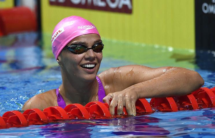 Русская чемпионка поплаванию угодила вСША зарешетку