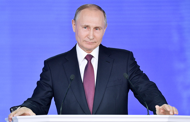 Источник: в ближайшие дни появятся тезисы, отражающие видение Путиным развития страны