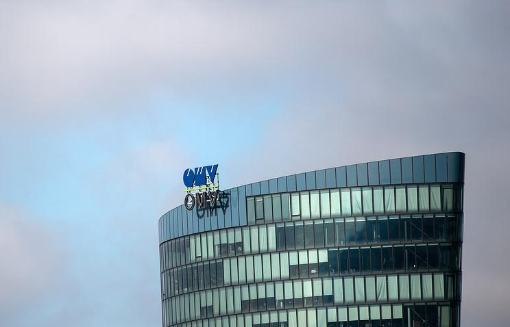 Штаб-квартира OMV в Вене