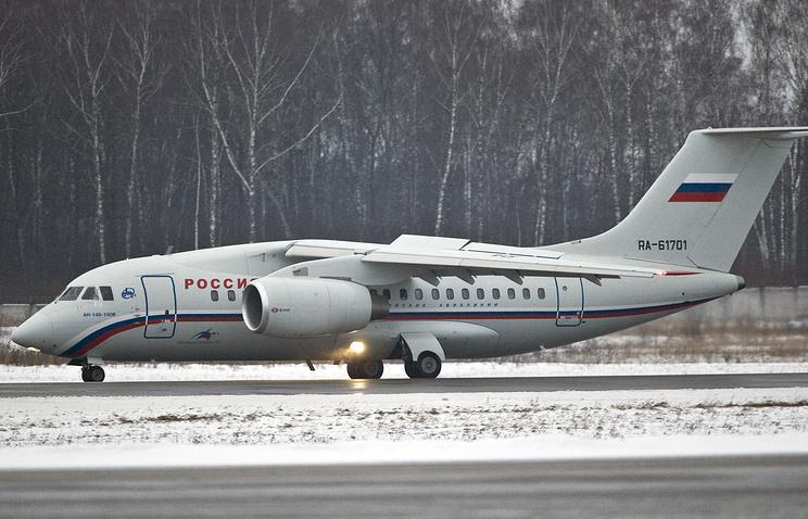 Ространснадзор запретил всем авиакомпаниям летать наАн-148