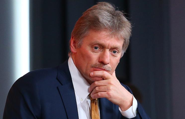Песков прокомментировал решениеЕС отозвать посла в Российской Федерации