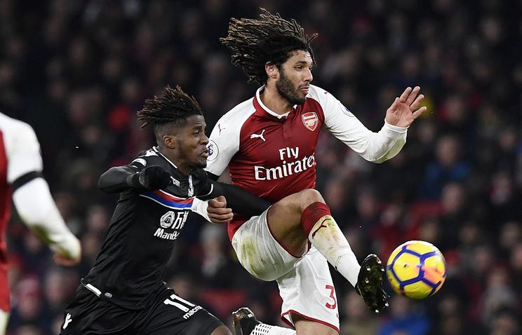 «Арсенал» продлил договор сполузащитником Эль-Ненни