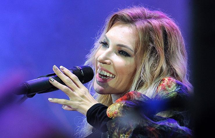 В собственный день рождения Юлия Самойлова исполнит песню для «Евровидения»