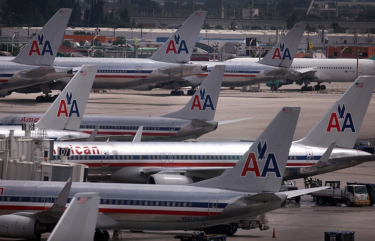 CNN: American Airlines заключила сделку с Boeing на поставку 47 самолетов