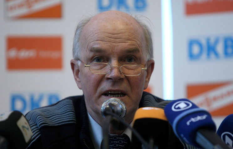 Руководителя интернационального союза биатлонистов подозревают всокрытии положительных допинг-проб россиян