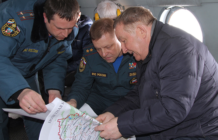 Граждане неменее 200 населенных пунктов Алтая пострадали отпаводка