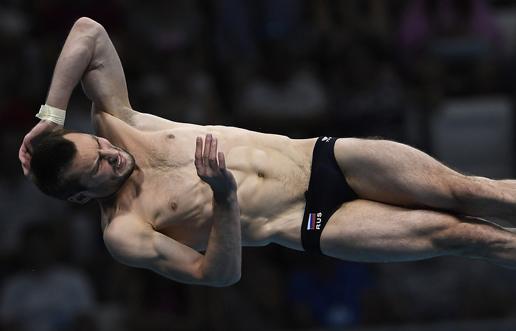 Саратовский прыгун Илья Захаров взял серебро Мировой серии