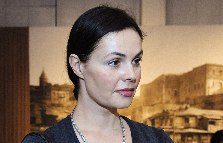 Екатерина Андреева снова будет вести программу «Время» в столице