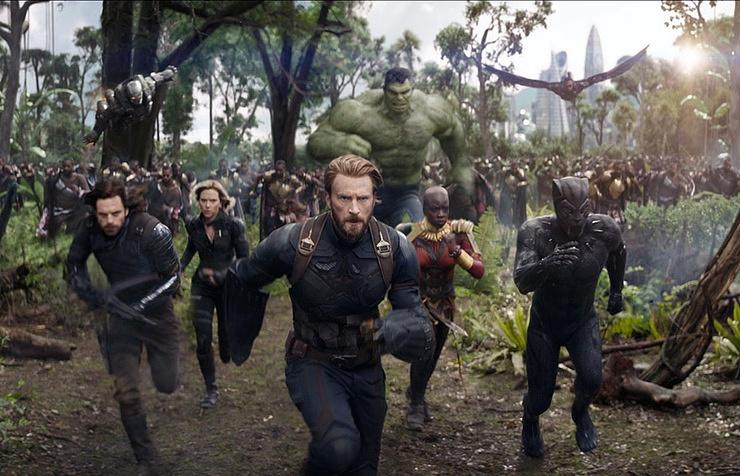 Фильм «Мстители» собрал неменее 380 млн руб. завыходные