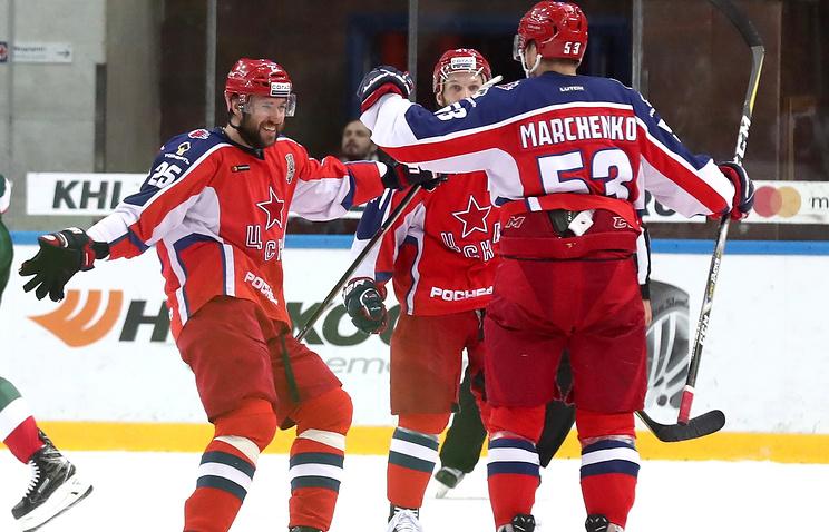 ЦСКА ссезона-2018/19 будет проводить домашние матчи в«Парке Легенд»