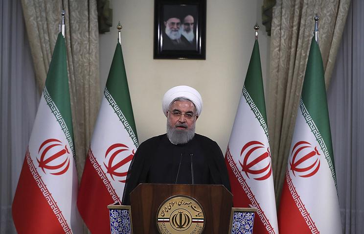 Роухани призвал страны исламского мира объединиться для противодействия