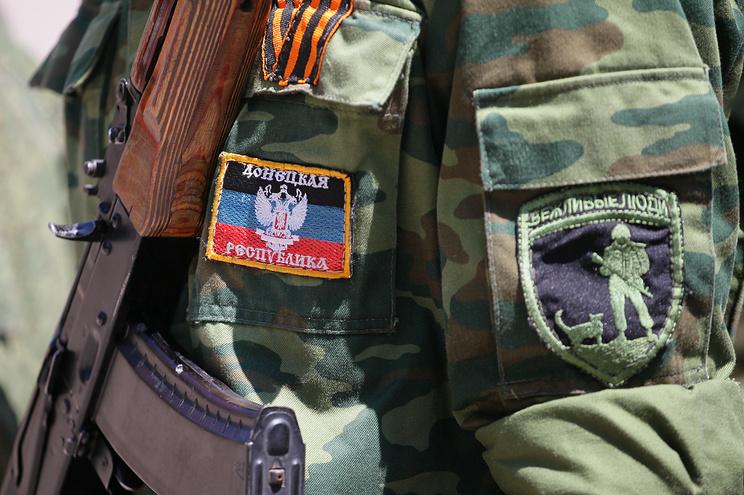 ВДНР говорили о  ликвидации группы украинских диверсантов вМарьинке