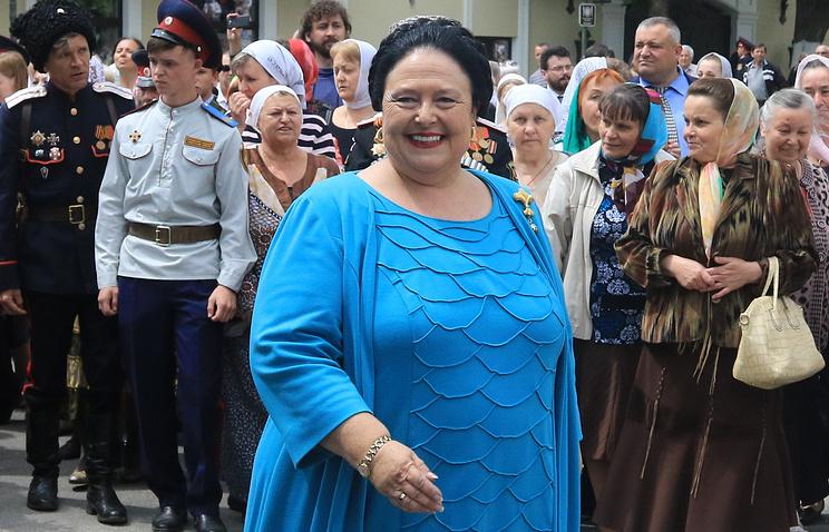 Великая княгиня Мария Владимировна считает Крымский мост воплотившейся в действительность мечтой
